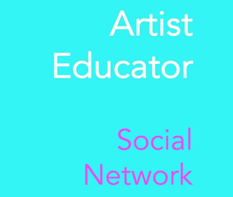 ARTIST EDUCATOR SOCIAL NETWORK